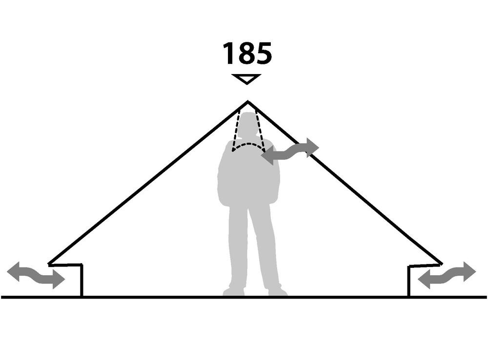 Robens Fairbanks Tent 567443 further Edelrid Aramid Cord Sling 6mm 90cm Night 390338 together with Tienda Tunel Nordisk Telemark 1 Ultra Light Verde 342253 furthermore C z Glasfaserstab Mit Huelse 8mm055m 386771 also Petzl Dual Connect Adjust Verbindungsmittel 496433. on eaglecreek